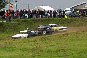 racing rally cars