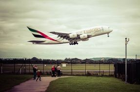airbus a380 airplane aviation