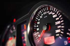 speedometer car speed dash audo