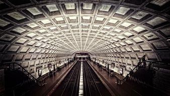 metro building in washington