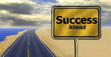 Success on a career road