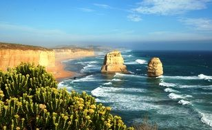 picture of the great ocean road