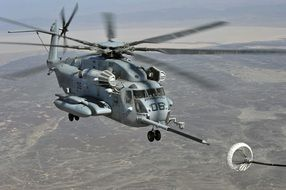stallion helicopter