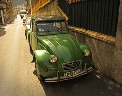 Citro Abn Old Car Collection Free Image