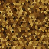 triangle imitation gold N2