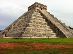 ancient pyramid in mexico