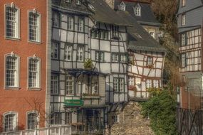 old town monschau germany