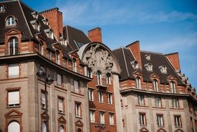 france paris building