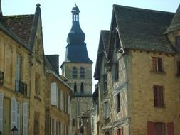 sarlat old town, france
