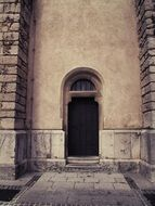 christian church door