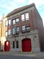 brooklyn new york city firehouse