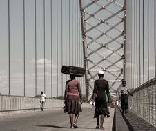 bridge in Zimbabwe