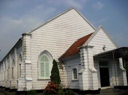 gereja church