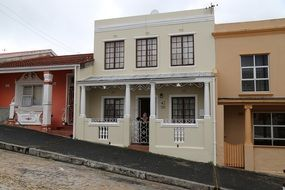 Bo Kaap is the Cape Town area