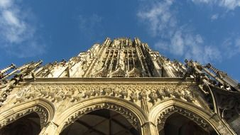 picture of ulm cathedral