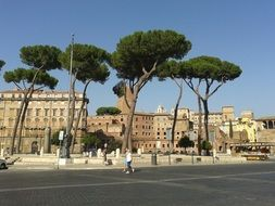 historical monument in Rome