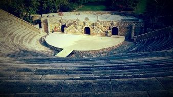 amphitheater in the dominican republic