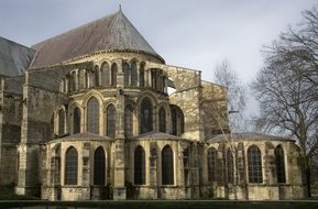 The Abbey of Saint-Remi is an abbey in Reims