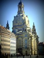 Dresden Frauenkirche lutheran church