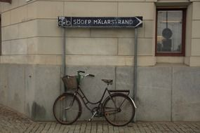 bicycle city,stockholm