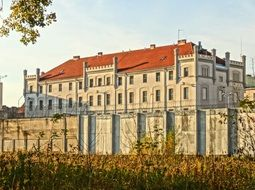 picture of the prison in bydgoszcz