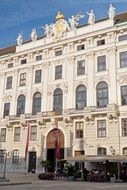 historical building in Vienna