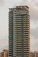tallest hotel building in india