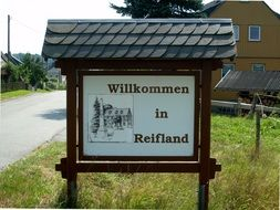 """Welcome board"" to Reifland"