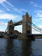 tower bridge, london city