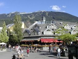 Whistler in British Columbia