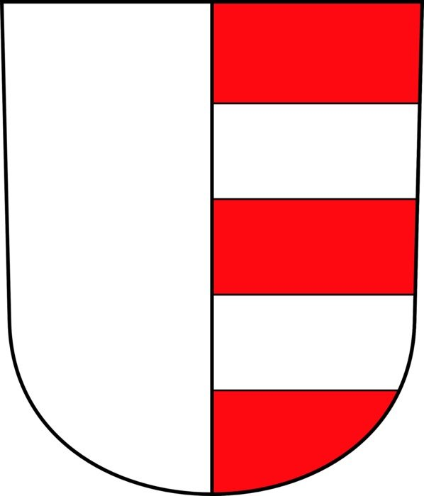 coat of arms of switzerland as a graphic image