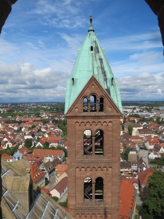 Speyer Cathedral Tower