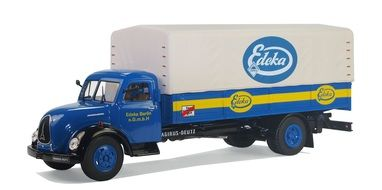 model machine in the form of a truck