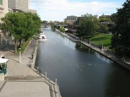 Ottawa waterway