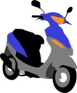 picture of a motorbike