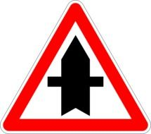clipart of traffic sign