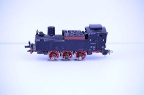 steam locomotive retro