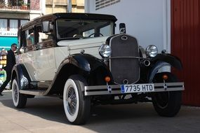 automobile ford classic 1928