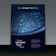 Abstract Flyer or Cover Design - Business
