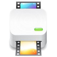 Icon for film scanner