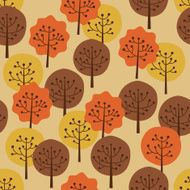 Autumn seamless pattern N109
