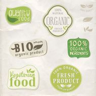 Organic Food Labels N10