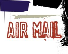 sign air mail