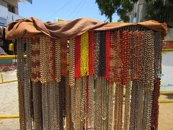 bead products for street trading