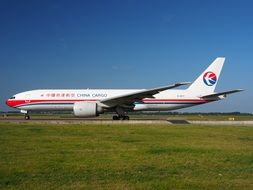 China Cargo Airlines aircraft