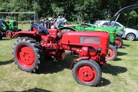 tractors oldtimer commercial vehicle