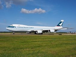 boeing 747 cathay pacific