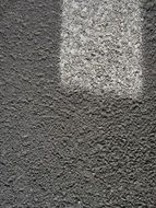 gray asphalt with markings