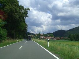 Germany highway