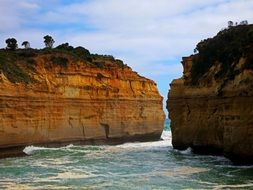 gorgeous cliffs